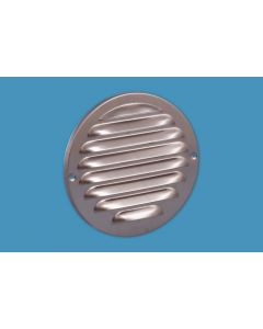 Nedco Rvs - Rond Schoepenrooster - 140mm Rvs