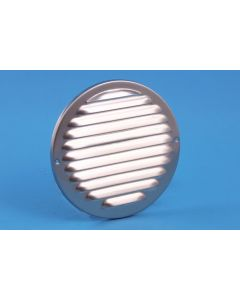 Nedco Rvs - Rond Schoepenrooster - 190mm Rvs
